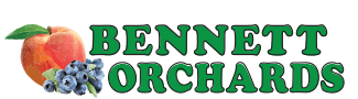 Bennett Orchards logo